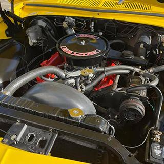 Holden HJ Monaro Coupe